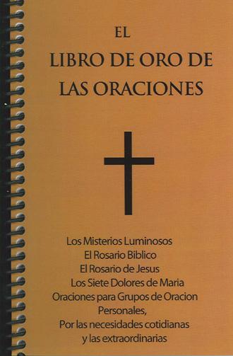 libro de oro de oraciones  queenship